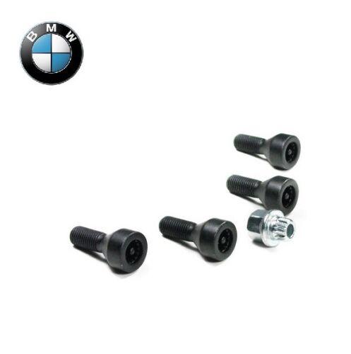 Original BMW Felgenschloss-Set E36,E46,E39,Z3,Z4,E90,E91 / 36136786419