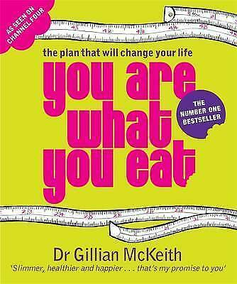 1 of 1 - You are What You Eat: The Plan That Will Change Your Life by Gillian McKeith (P…