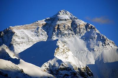 MOUNT EVEREST WALL STICKER 3D LOOK LOUNGE MOUNTAIN CLIMBING WALL DECAL Z291