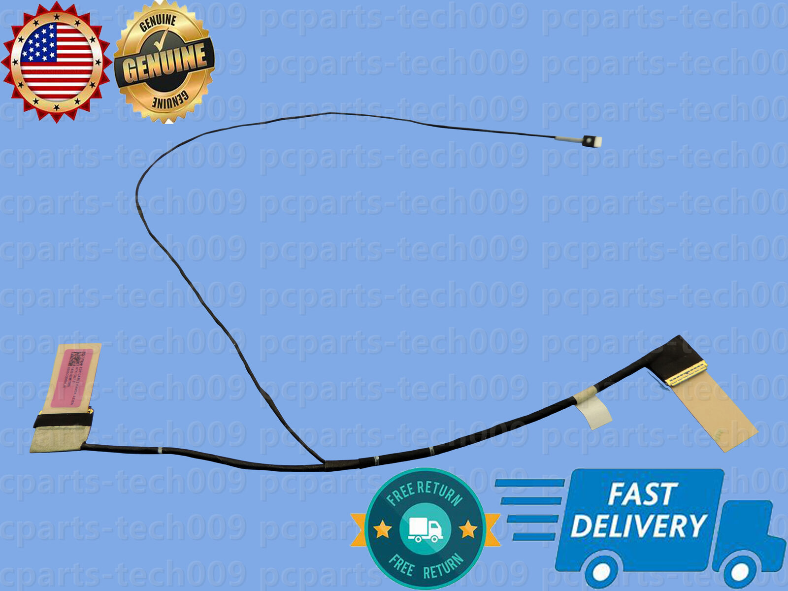 NEW LCD LVDS Video Screen Display Cable For Acer Swift 1 SF113-31 30Pin
