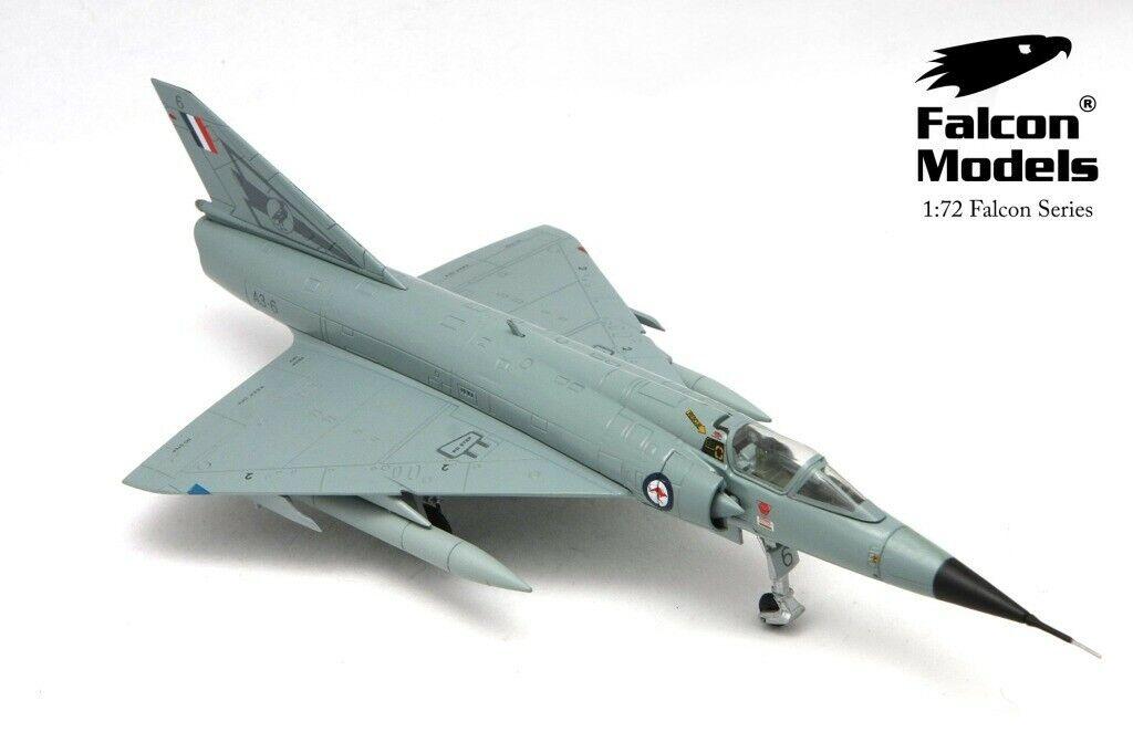 Falcon Models fa725010 Dassault Mirage IIIO RAAF No. 75 Sqn a3-6 RAAF 1 72 métal