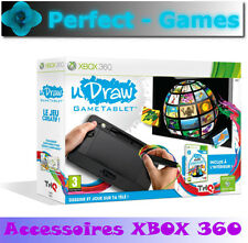 XBOX 360  Draw Game Tablet dessine joue sur la télé + 1 jeu dessiner facilement