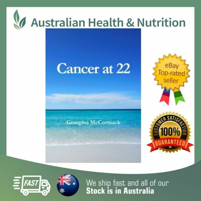 CANCER AT 22 BY GEORGINA MCCORMACK // A RAW, POWERFUL AND DEEPLY MOVING STORY