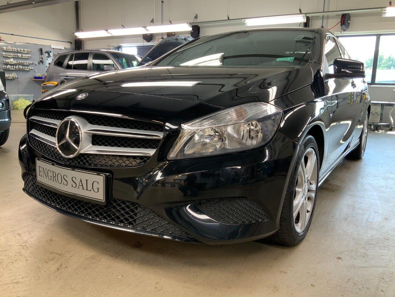 Mercedes-Benz A180 1,5 CDi Van