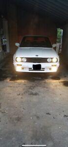 BMW E30 325ix AWD