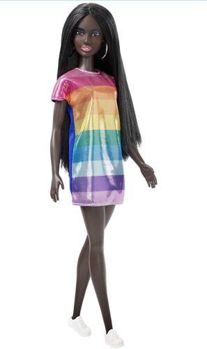 Barbie fashionistas number 90 Rainbow Bright. Flash sale