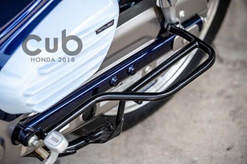 HONDA SUPERCUB C125 2018-2020 REAR FOOT PEGS STEP REST PASSENGER PAIR ALL NEW
