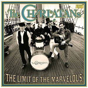 The-Charlatans-Limit-of-the-Marvelous-New-Vinyl-UK-Import