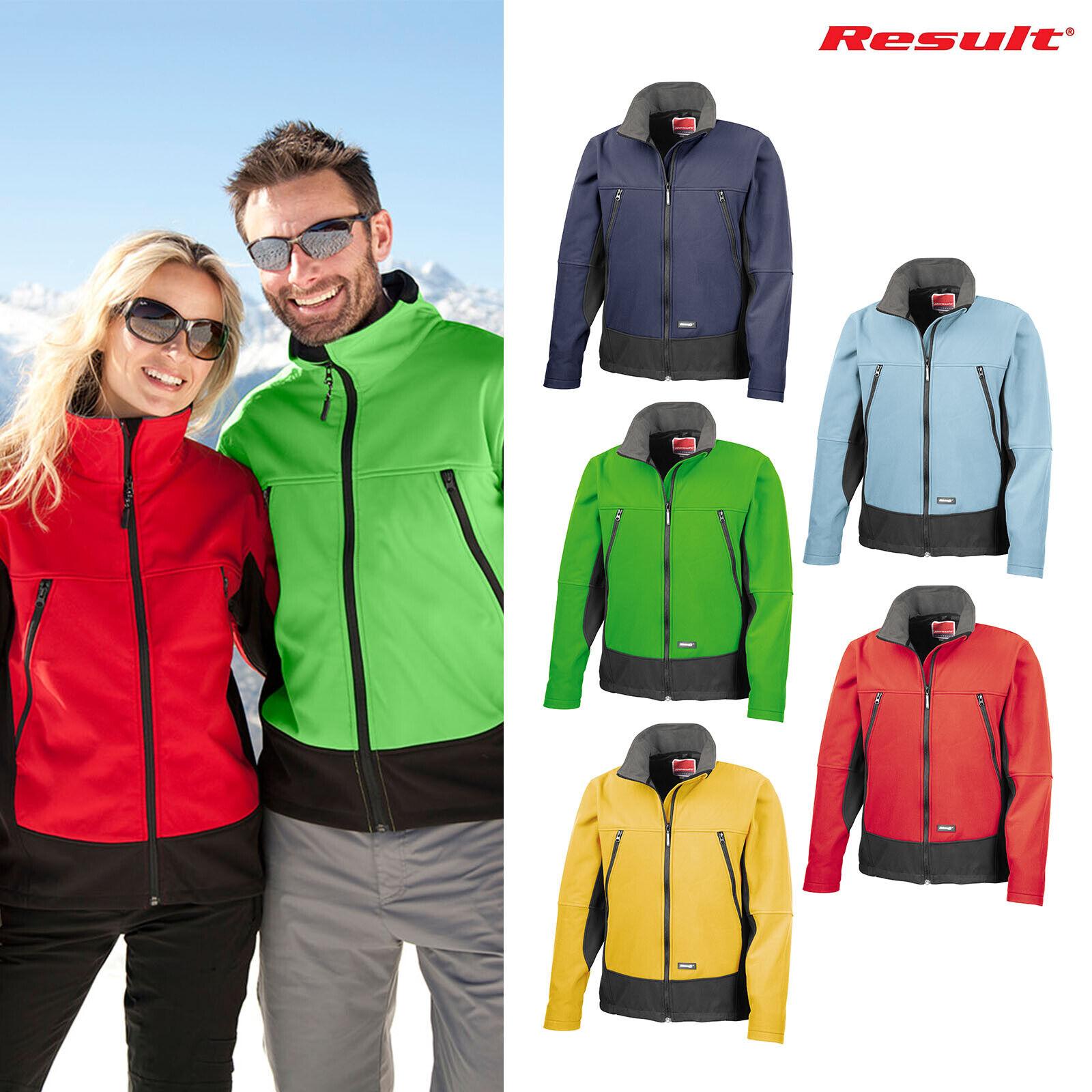 Resultado de la actividad para Hombre Chaqueta Softshell  R120X-winterwear Impermeable Abrigo Caliente  ofreciendo 100%