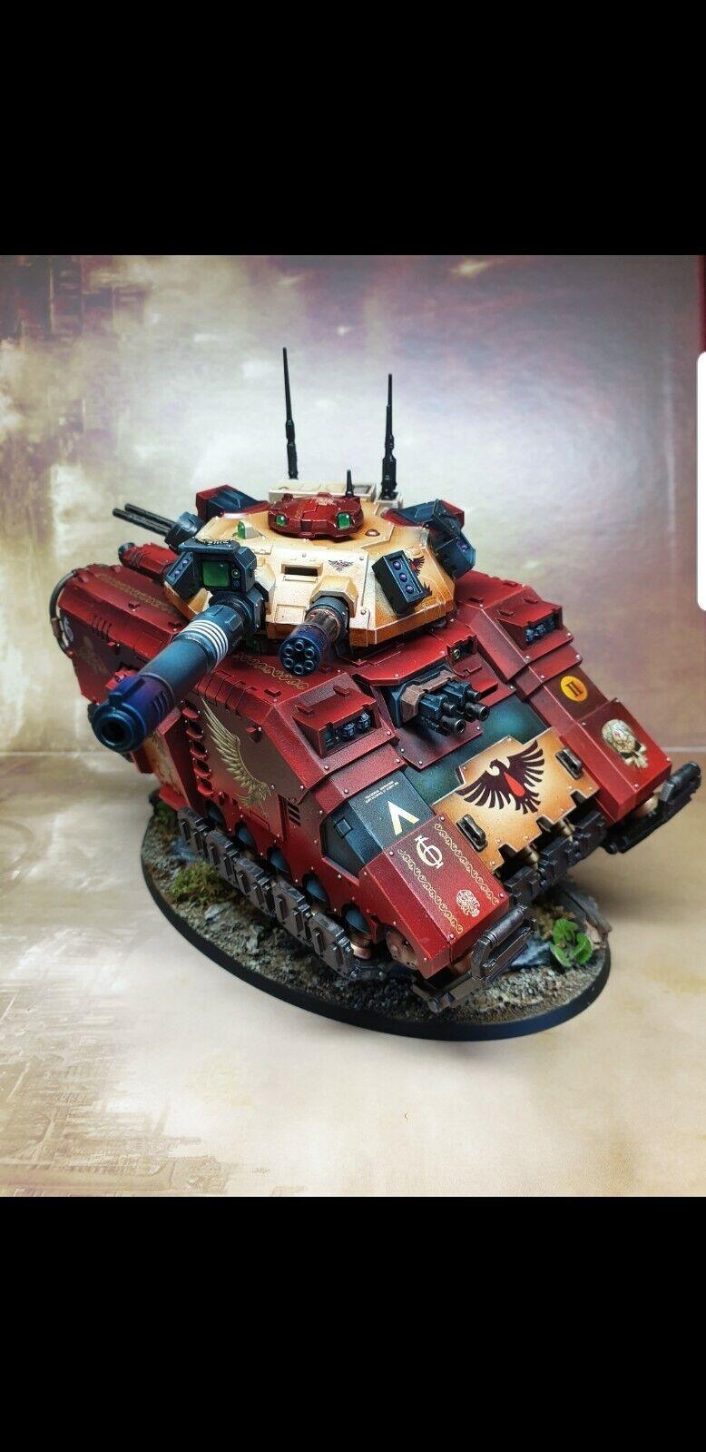 Primaris Repulsor Executioner BLOOD RAVENS paint to order