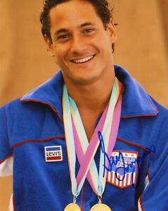 GREG-LOUGANIS-Authentic-Hand-Signed-034-USA-Olympic-diver-034-8x10-photo