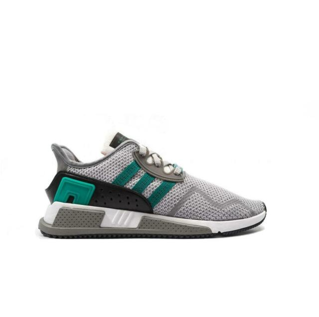 Mens ADIDAS EQT CUSHION ADV Grey Trainers AH2232