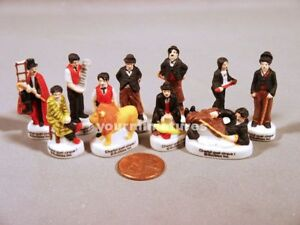 Charlie-Chaplin-At-the-Circus-French-Feves-Porcelain-10-Figurines-Epiphany-Cake