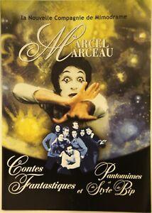 art-mime-spectacle-Nouvelle-Compagnie-de-MIMODRAME-MARCEL-MARCEAU-programme-2003