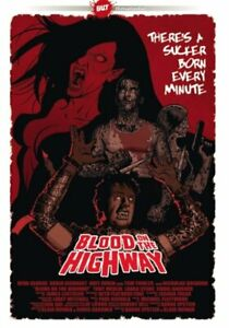 DVD-BLOOD-ON-THE-HIGHWAY-2008-D-GEORGES-NEW-NIEUW-NOUVEAU-SEALED