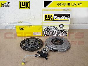 Pour-renualt-clio-2-0-sport-197-F4R-luk-3PC-disque-d-039-embrayage-housse-bearing-kit-06