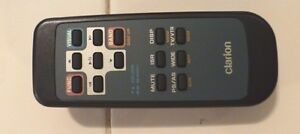 Clarion RCB-130-601 Car Stereo remote Control/Clario<wbr/>n/RBC-130/Remo<wbr/>te Control/NEW