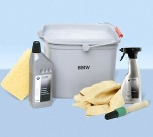 Liquid Car Wash Wax Bmw Vehicle Care Kit Bmw Oem 82141467126 Ebay