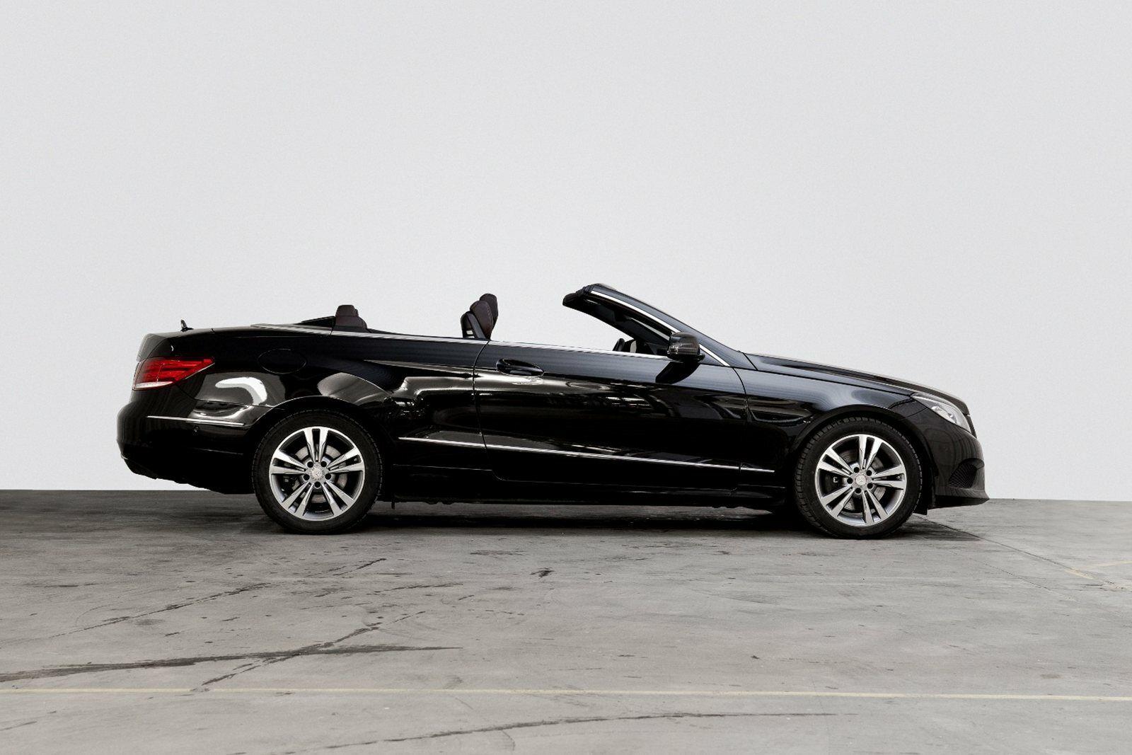 Mercedes E350 3,0 BlueTEC Cabriolet aut. 2d