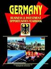 Germany Business and Investment Opportunities Yearbook by International Business Publications, USA (Paperback / softback, 2003)