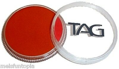 TAG Body Art 32g Pot Regular Red Professional Face and Body Paint -Make up party