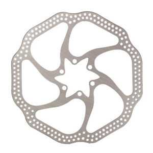 Bicycle-Bike-6-bolt-Brake-Disc-Rotor-160mm-180mm-For-Shimano-Alivio-Deore