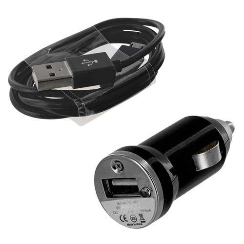 USB Sync Data Cable for Garmin Street Pilot I2 I3 I5 DC Vehicle Car Charger