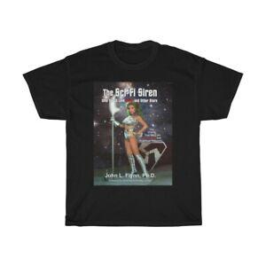The Sci-Fi Siren Angelique Pettyjohn from Star Trek Unisex Cotton T-Shirt S-5XL