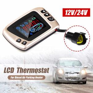 LCD-Vorwahluhr-Thermostat-Schalter-12-24V-fuer-Diesel-Luftheizung-M-z