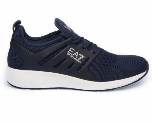 Ea7 Trainers Emporio Sneakers Gym Navy Mens Running Shoes U Armani Minimal  rXXqO05 e074931f1