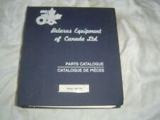 Belarus 800 820 Tractor Parts Catalog Catalogue Book Manual