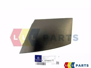 NEW-GENUINE-MERCEDES-BENZ-MB-A-CLASS-W169-FRONT-LEFT-WATER-DRAIN-COVER