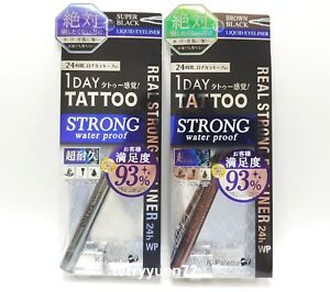 K Palette 1 Day Tattoo Real Strong Liquid Eyeliner 24h Wp Japan Ebay