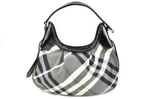 2a4813fcdbd BURBERRY  Black, Patent Leather