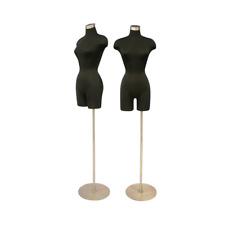 Male Torso Dress Form Mannequin Display Bust Nude #5027