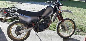 Yamaha-XT-500-N-Mod-55A-Bj-86-TEILESPENDER-Scheunenfund-osterr-Papiere