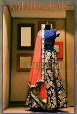 Indian Stylish Designer Bollywood Party Lehenga Choli Gown Salwar Suit Dress