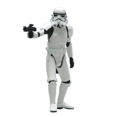 Stern Wars - Stormtrooper Kommandant Metall Statue Attakus