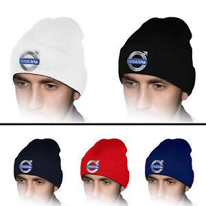 Volvo-Tricote-Chapeau-Bonnet-Auto-Logo-Brode-Casquette-Baseball-Cap-Homme-Femme