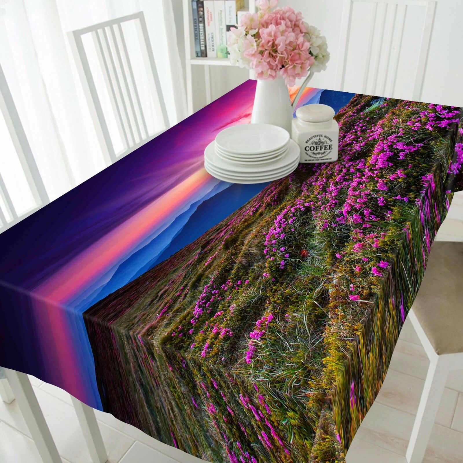 3D Sunrise 997 Tablecloth Table Cover Cloth Birthday Party Event AJ WALLPAPER AU