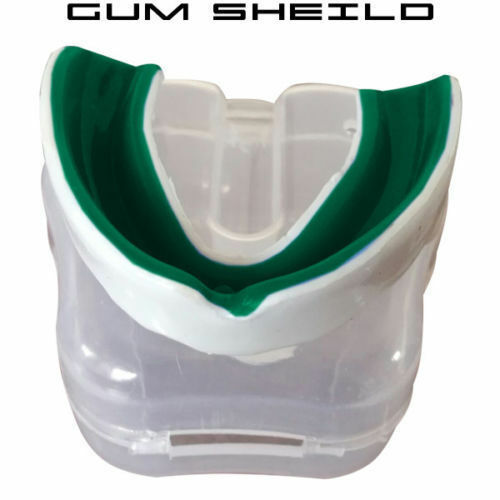 Senior Boxing Gum Shield MMA Martial Arts Mouth Guard Teeth Protection Junior