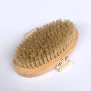 Professional-Dry-Skin-Body-Brush-with-Cactus-Bristles-Hard-Strength-Brush-W8H
