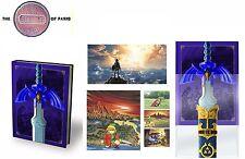 Legend of Zelda Breath : Art & Artifacts Collector Guide Edition très Limitée