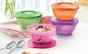 New-Tupperware-Click-Bowls-425ml-4pc