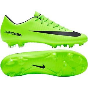 c3f46f48c Nike Mercurial Victory VI FG 2017 Soccer Shoes Brand New Ghost Green ...