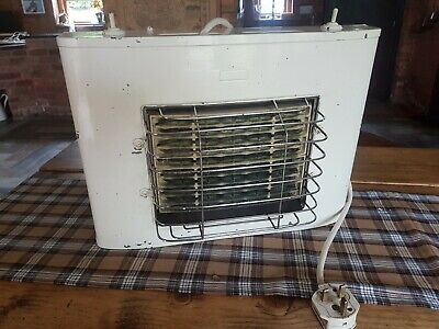 195060'S RETRO ELECTRIC WALL HEATER, H