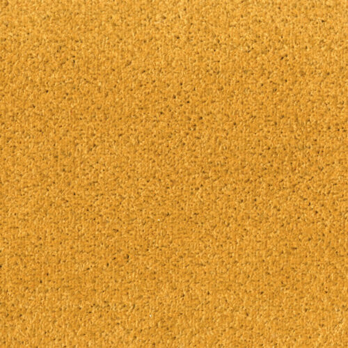 Yellow Felt Back Carpet Lounge Childs Bedroom Any Size Stain Free Twist Roll