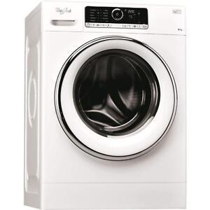 Whirlpool Fscr 80424 8 Kg Super Silencieux 1400 Trmin Machine à