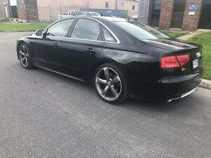 2014 Audi S8 Carbon Package