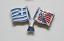 縮圖 14 - PIN'S Insignia FIFA WORLD CUP 1994 Estados Unidos MUNDIAL USA Banderas Futbol